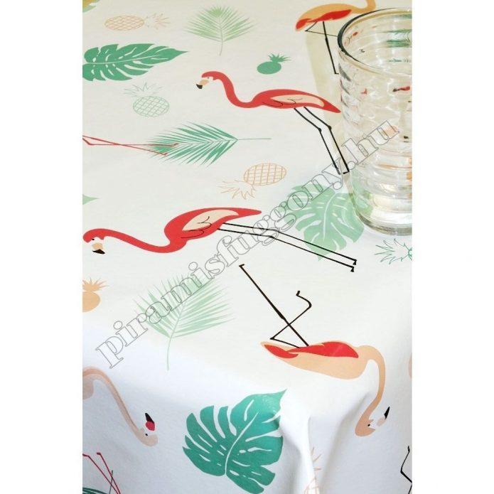 textil hatású viaszos vászon terítő